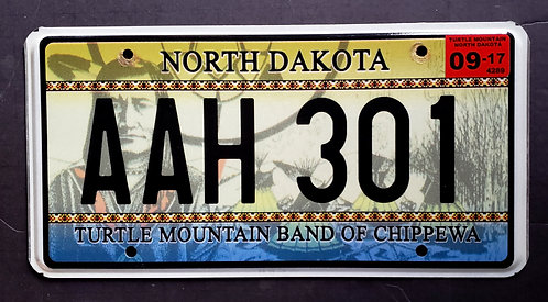 ND Turtle Mountain Band of Chippewa Indian - AAH 301