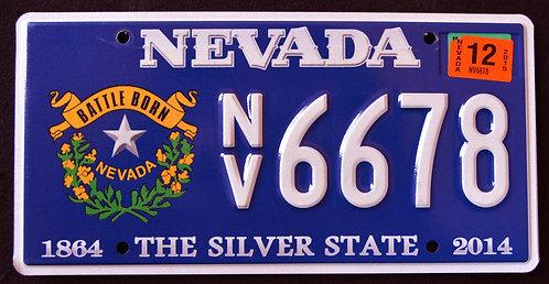 NV Battle Born - 150 Years Anniversary - NV6678