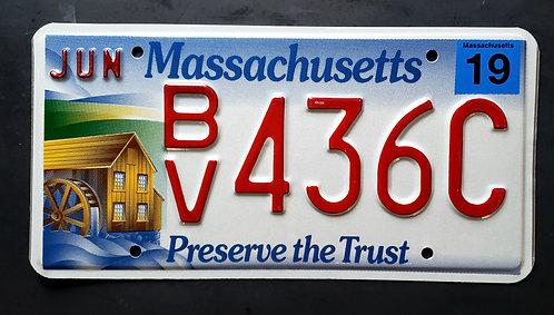 MA Preserve the Trust - Watermill - BV436C