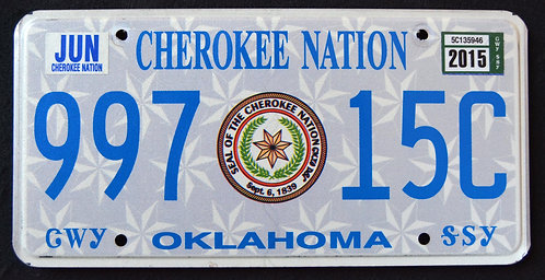 OK Cherokee Nation - Great Seal