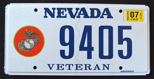 NV Veteran - United States Marine Corps - USMC