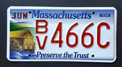 MA Preserve the Trust - Watermill - BV466C