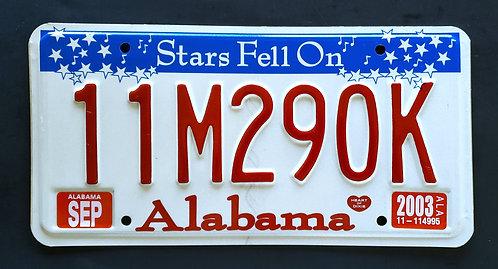 AL Stars Fell On - 11M290K