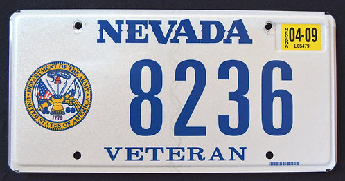 NV Veteran - United States Army