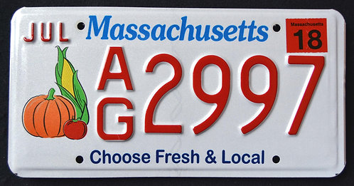 MA Agriculture - Choose Fresh & Local