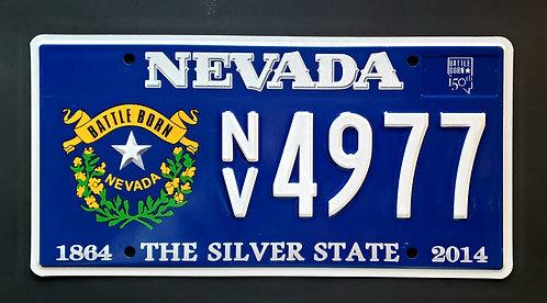 NV Nevada Battle Born - 150 Years Nevada - NV4977