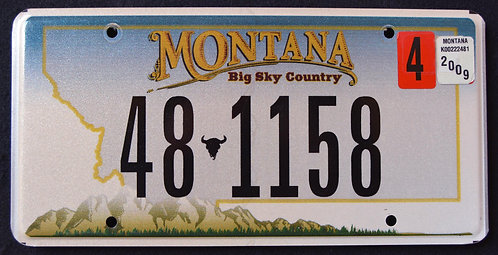 MT Big Sly Country - 48 1158