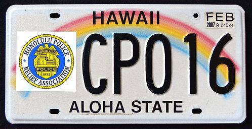 HI Honolulu Police
