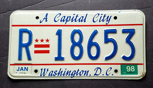 WADC - A Capital City - R18653