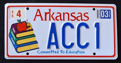 AR Committed To Education - ACC1