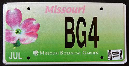 MO Missouri - Orchid Flower - Botanical Garden - BG4