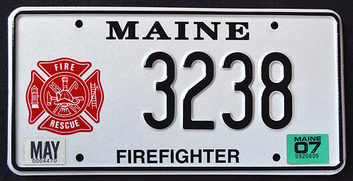 ME Firefighter