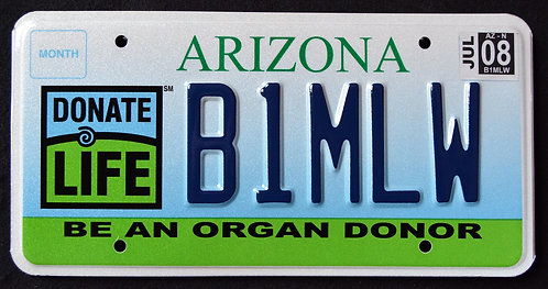 AZ Donate Life - Be An Organ Donor - B1MLW