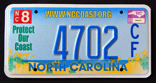 NC Protect Our Coast - Beach - Ocean