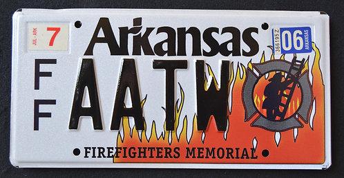 AR Firefighter Memorial - FFAATW