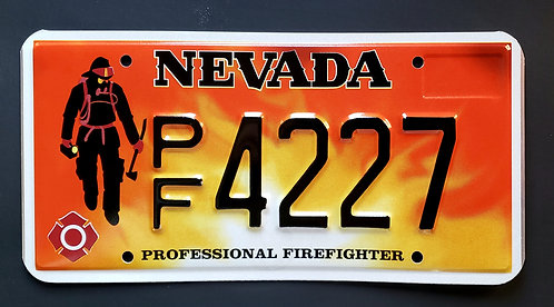 NV Professional Firefighter - PF4227