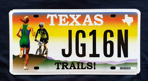 TX Texas - Trails - JG16N