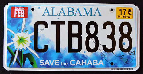 AL Save The Cahaba Waterlily - Flower - CTB838
