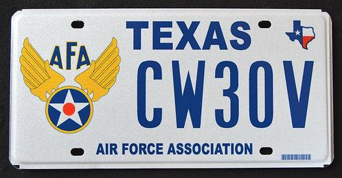 TX Air Force Association - AFA - Aerospace Power - CW30V