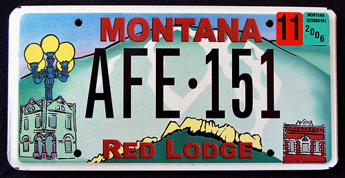 MT Red Lodge City