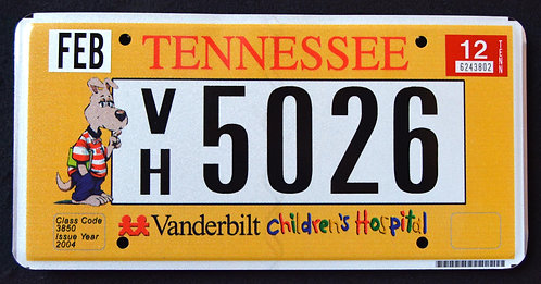TN Vanderbilt Children`s Hospital - VH5026