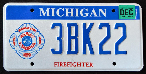 MI Firefighter