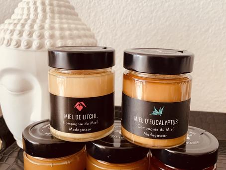 Des miels... mais pas n'importe lesquels