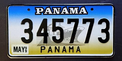 Panama - Canal Ship - 345773