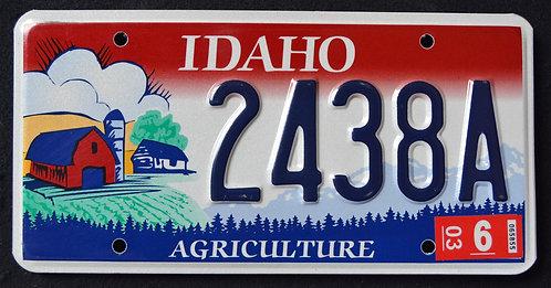 ID Agriculture - Farm - Barn