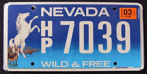 NV Wild & Free - Wildlife Horse - HP7039