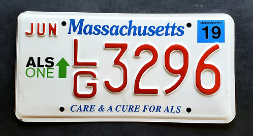 MA Care & a Cure for ALS  - LG3296