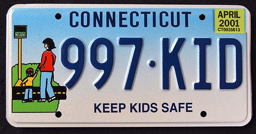 CT Keep Kids Safe - Children - 997 KID