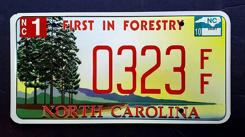 NC First in Forestry - Trees - 0323 FF