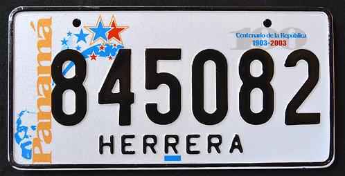 Panama - Centennial - 100 Years - 845082