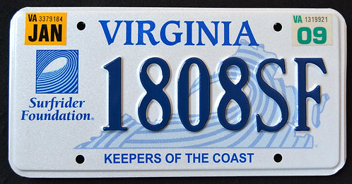 VA Surfrider Foundation - Wave - Keepers Of The Coast