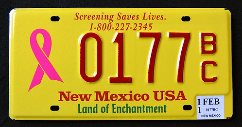 NM Screening Saves Lives - Cancer