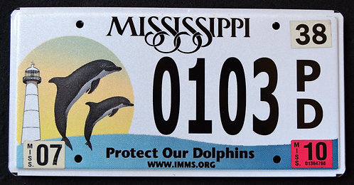 MS Protect Wildlife Dolphins - Lighthouse