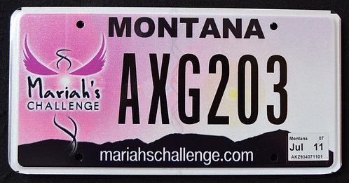 MT Mariah`s Challenge