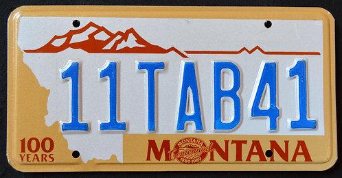 MT 100 Years - Centennial - 11TAB41