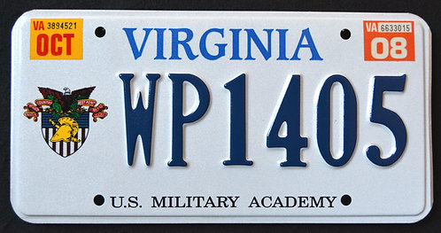 VA Virginia -  U.S.  Military Academy