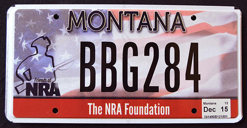 MT National Rifle Association - NRA
