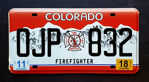 CO Firefighter - OJP 832