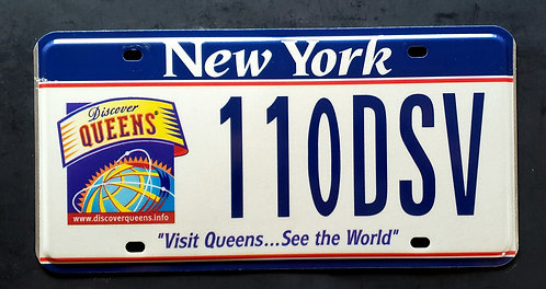 NY Discover Queens - Visit Queens...See The World - 110DSV