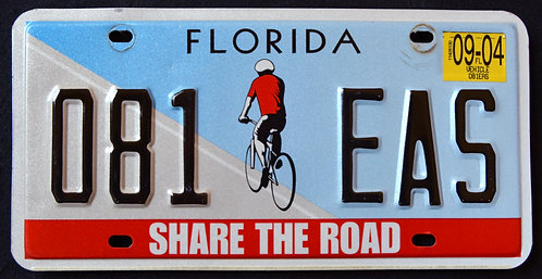 FL Share The Road - Bicycle Sport - 081 EAS