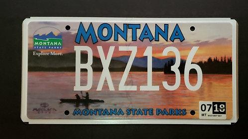 MT STATE PARKS - BXZ136