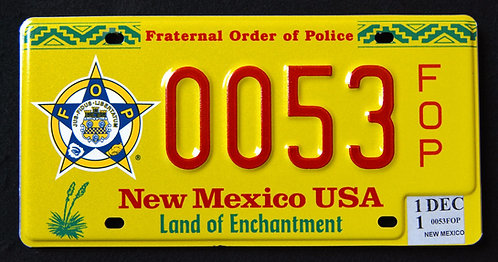 NM Fraternal Order Of Police - FOP