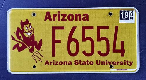 AZ Sun Devils - Football - Arizona State University - F6554