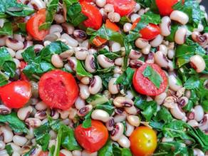 Awesome Black Eyed Peas Summer Salad