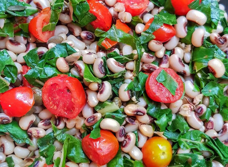 Awesome Black Eyed Peas Summer Salad