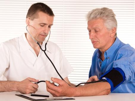 דיקור בטיפול ביתר לחץ דם